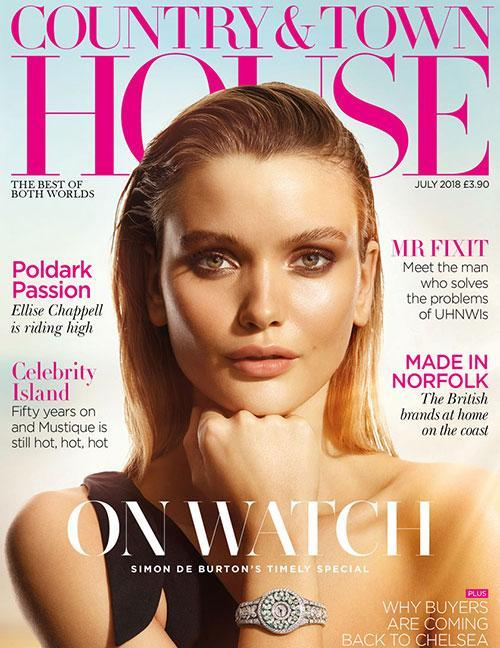 Country & Town House - July 2018