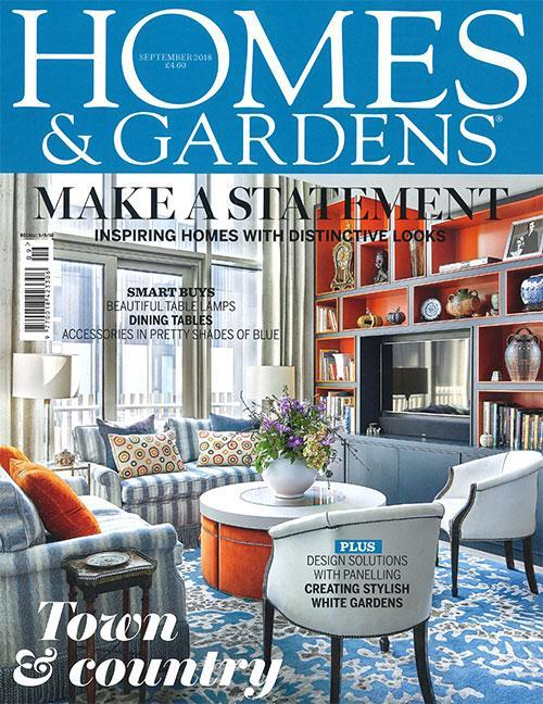Homes & Gardens - August 2018