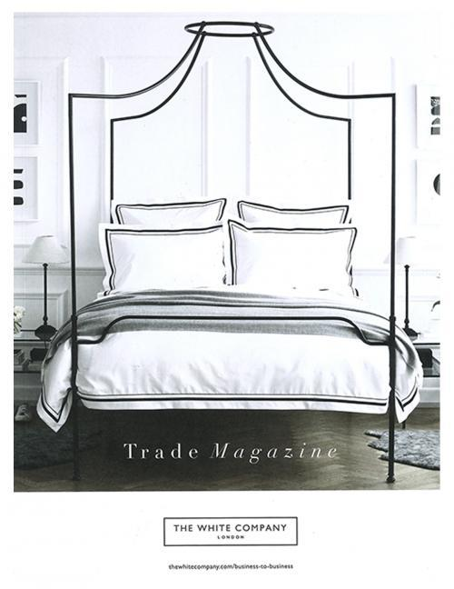Trade Magazine The White Company - 2019