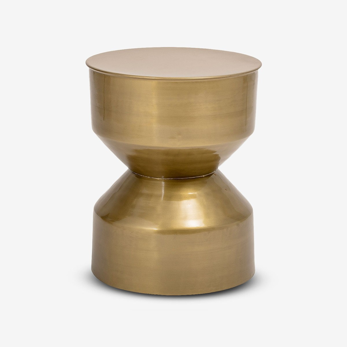 BOLD AS BRASS SIDE TABLE - Out of stock