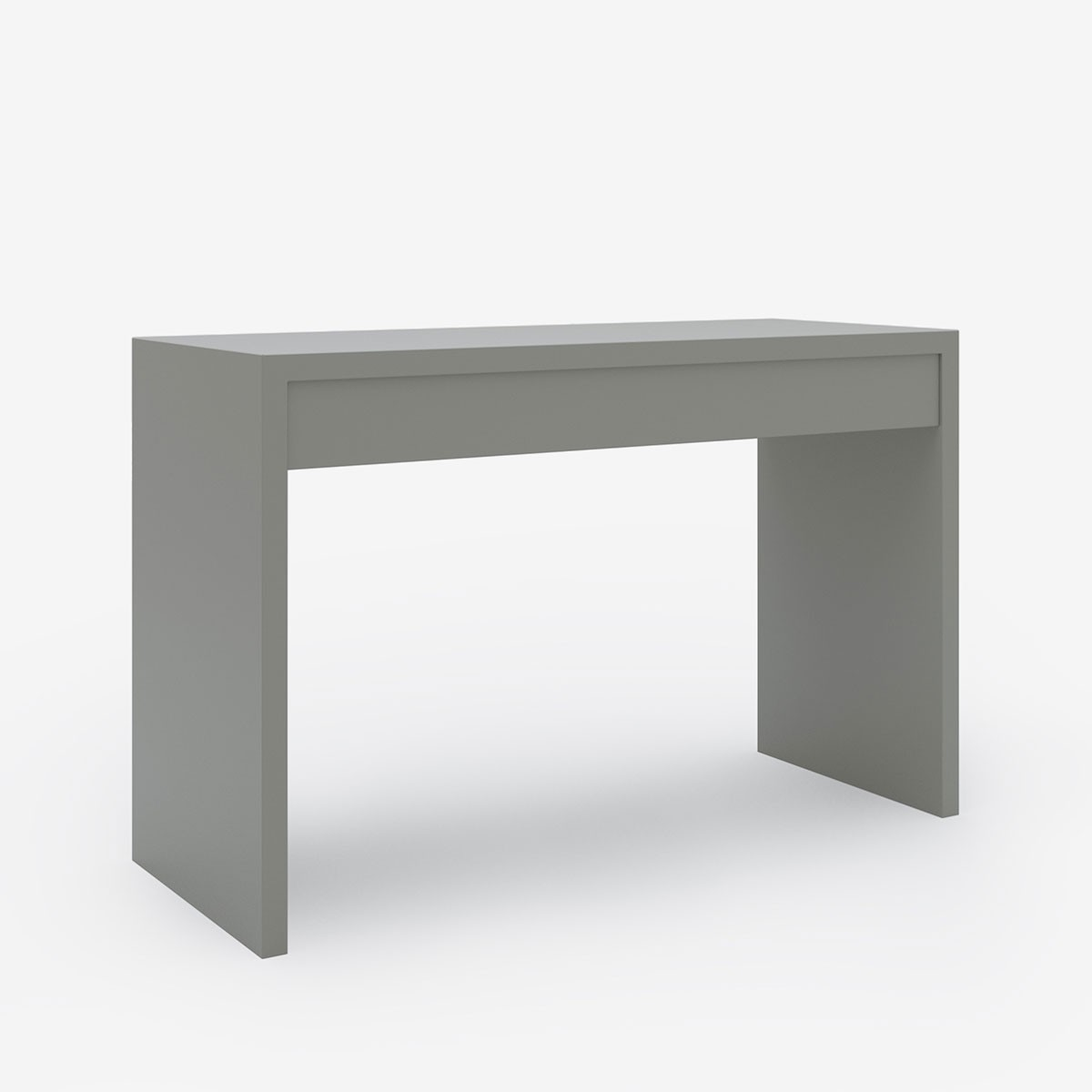 Image shows Dressed To Impress Table in Soft Taupe Lacquer