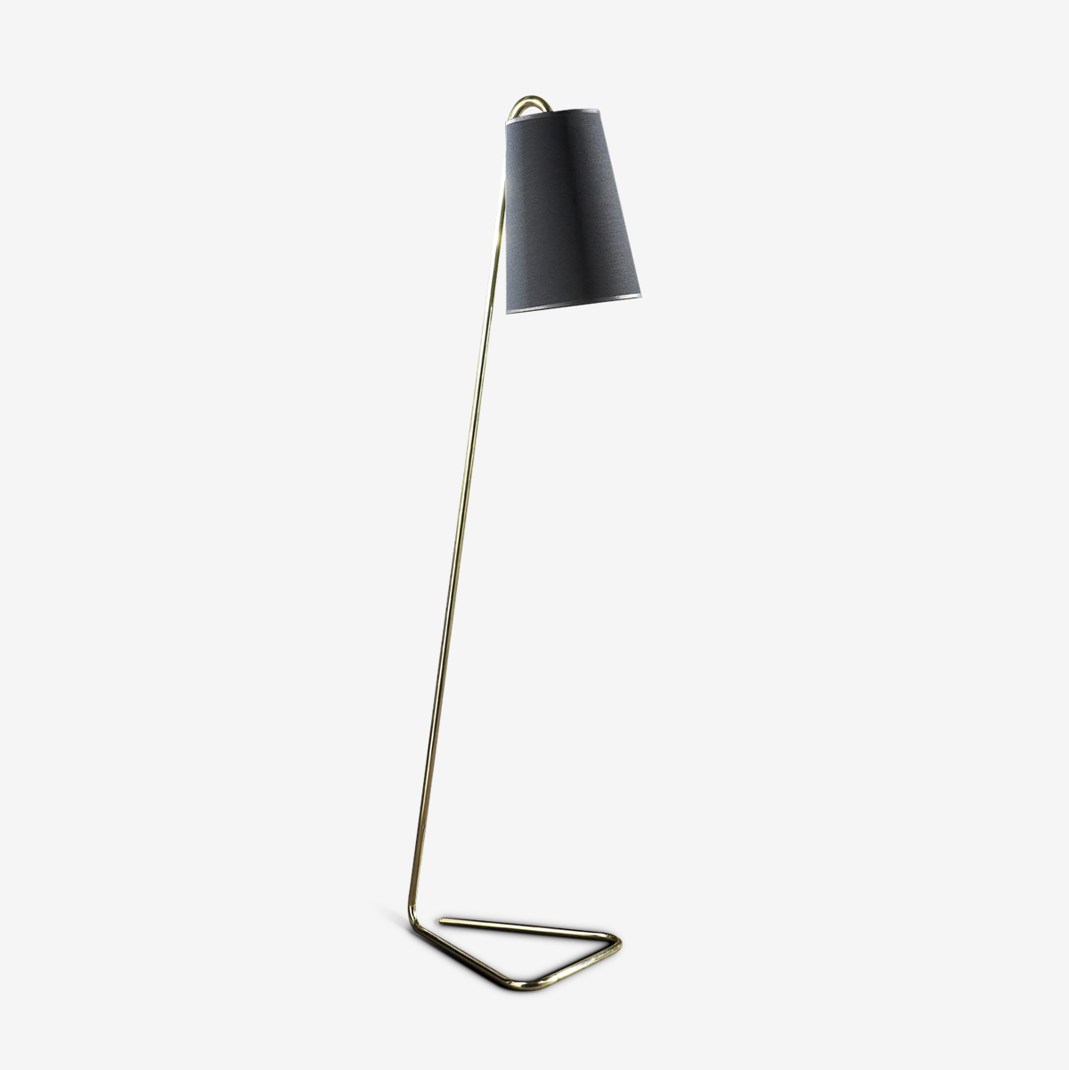 Black 'n' Gold Floor Lamp