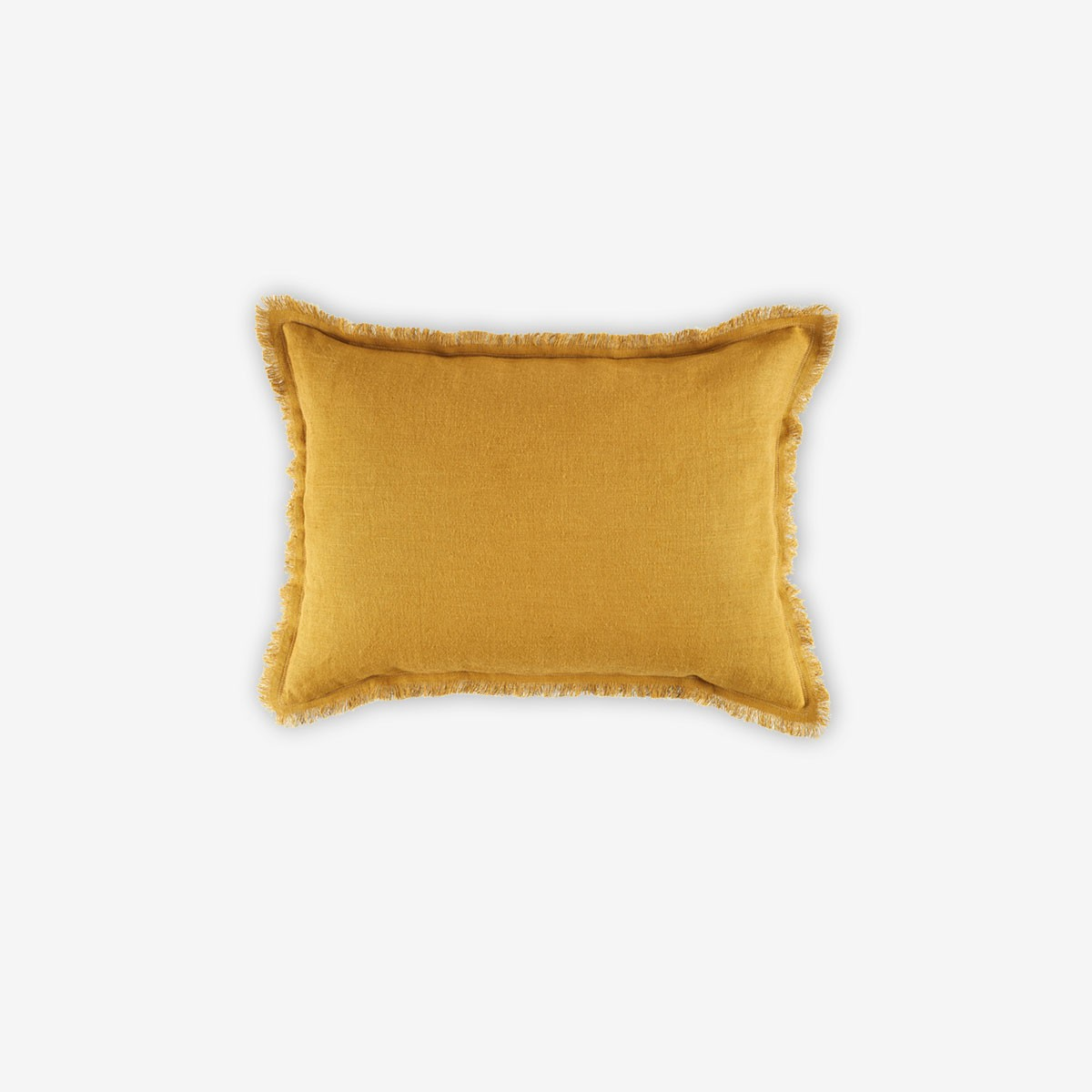 Image shows Karma Baby Cushion in Honey