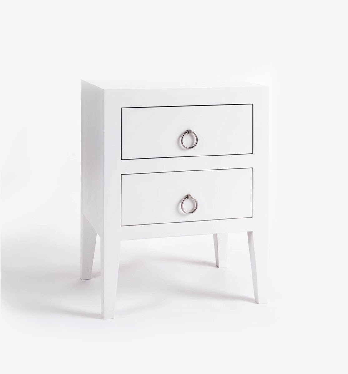 ESSENTIAL DRAWER STORE BEDSIDE TABLE