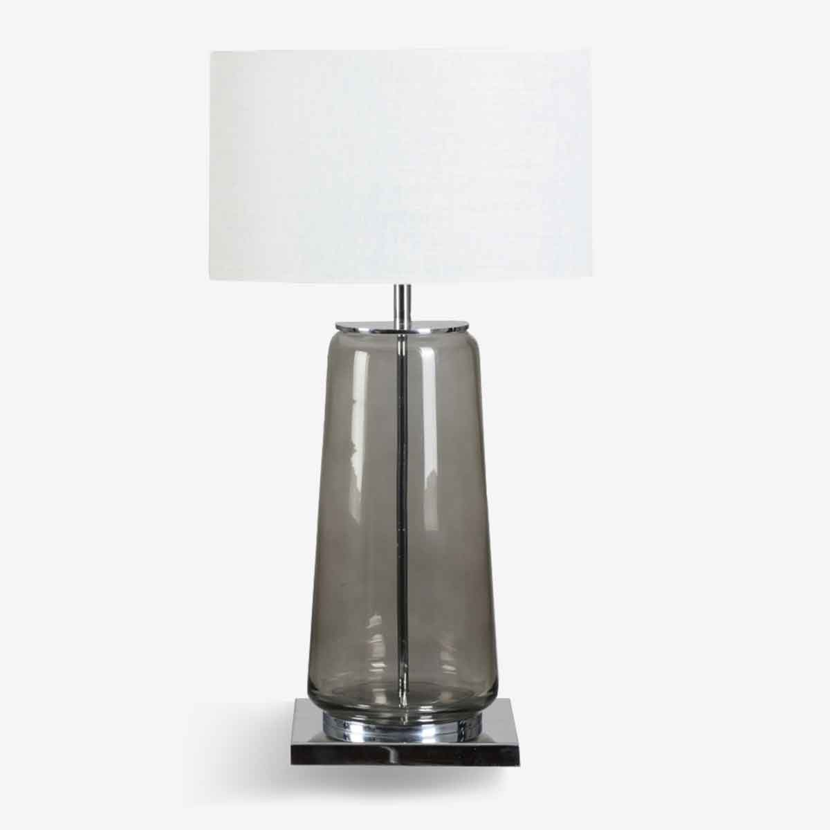 See Through Table Lamp Without Shade | Ex-Display