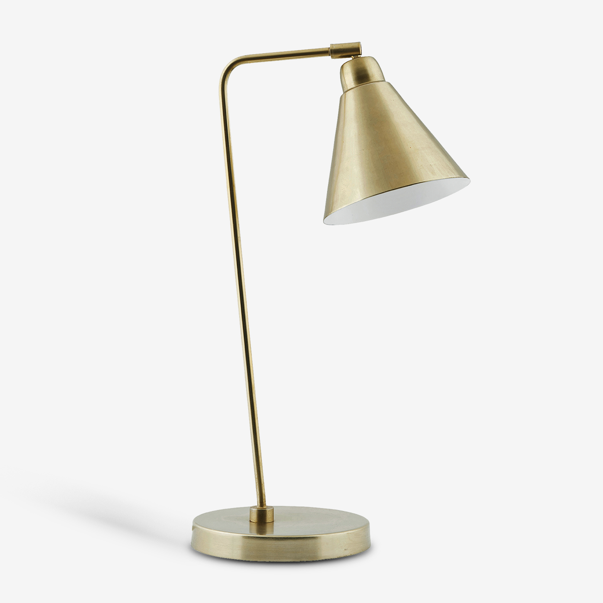 Brass Light Table Lamp