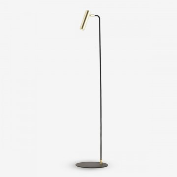 ESSENTIAL BRASS FLOOR LAMP