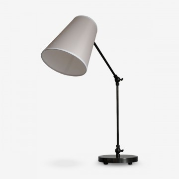 Angled To Light Table Lamp