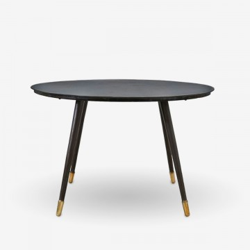 Black & Brass Table