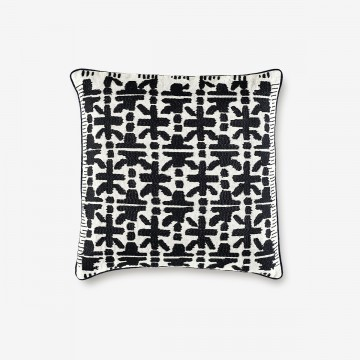 Image shows Crossway cushion in Night & Day