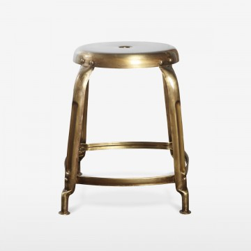 Little Gold Stool