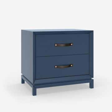 Tailored Style Bedside Table