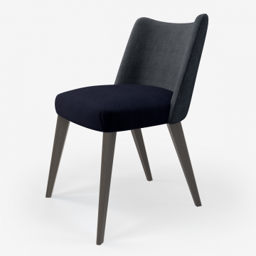 Image shows Studio Favourite Chair in the Studio Midnight Mix