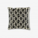Image shows Crossway cushion in Carbon