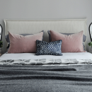 Image shows Simply Relaxed King Headboard