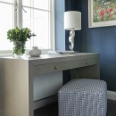 Upholstered Stool - Get the look