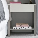 Petite Store Bedside Table