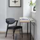 Ziggy Dining Chair - Relaxed Wool Charcoal