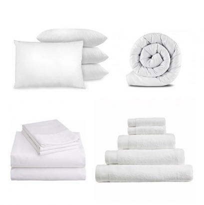 Linen & Bathroom Pack