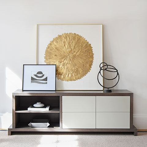 Shop stylish media units