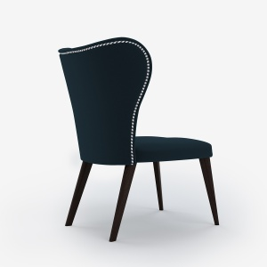 Image of Piped Wrap Around Chair