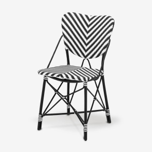 Bold Bistro Chair