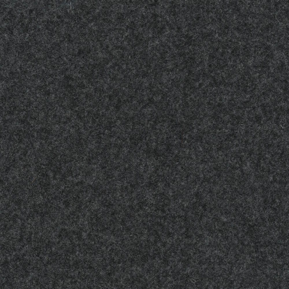 Image of Relaxed Wool Coal fabric
