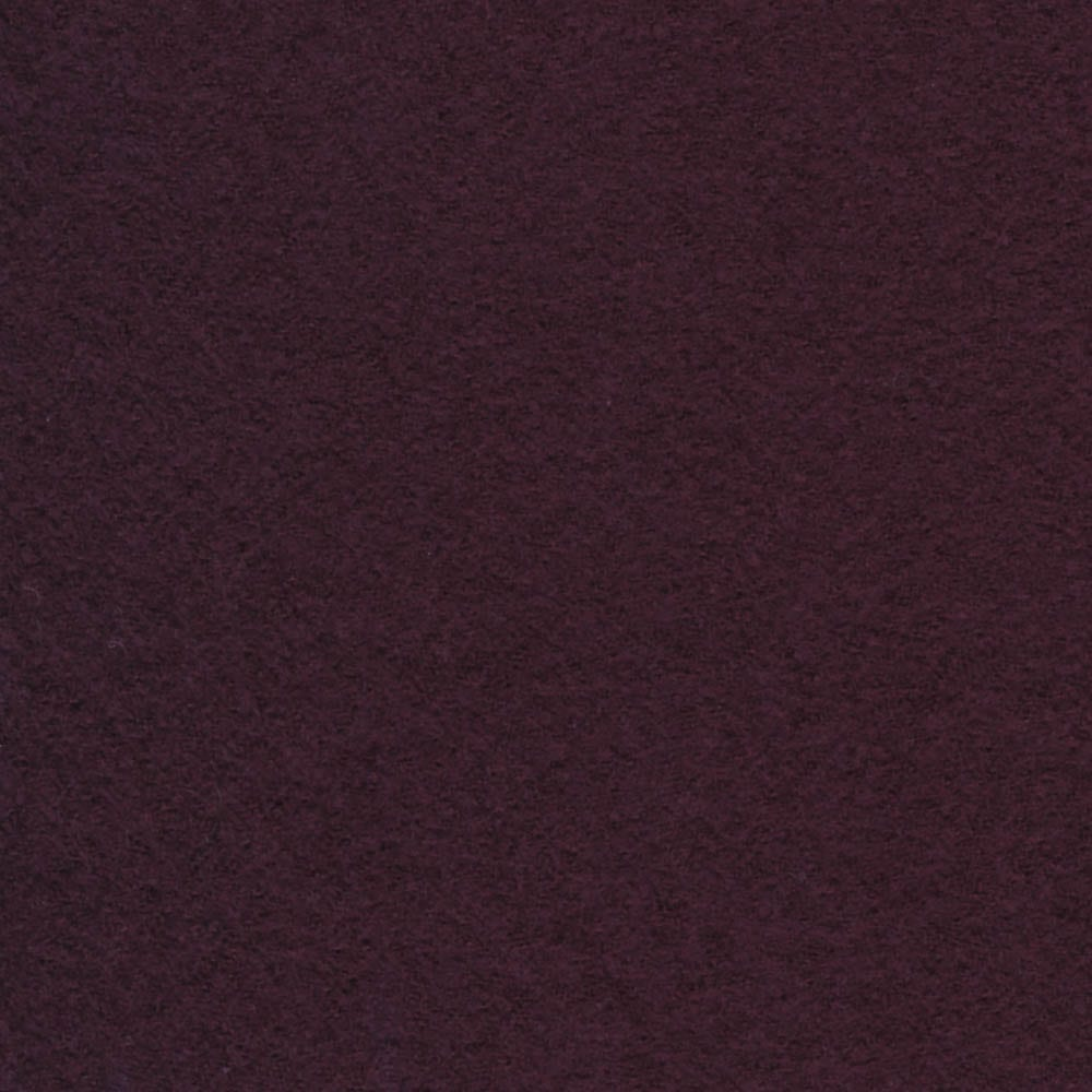 Image of Relaxed Wool Plum  fabric
