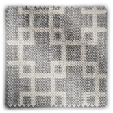 Image of Geometric Soft Grey  fabric