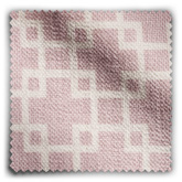 Image of Geometric Soft Heather  fabric