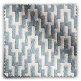 Image of Chevron Soft Grey  fabric