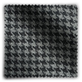 Image of Wool Houndstooth Graphite  fabric