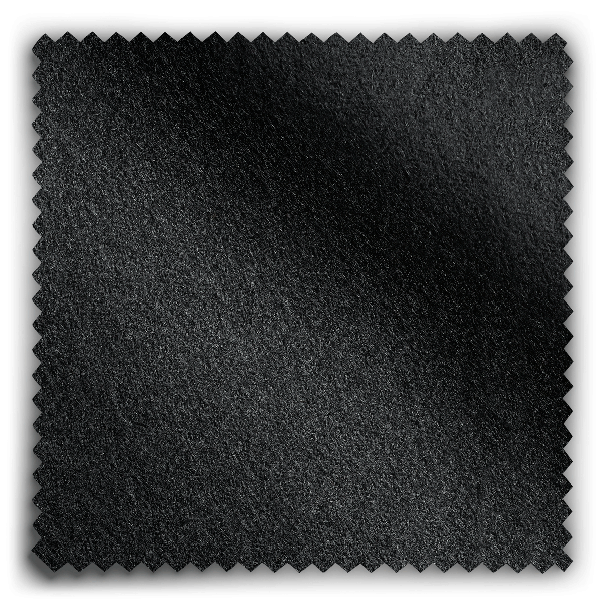 Image of Relaxed Wool Charcoal fabric