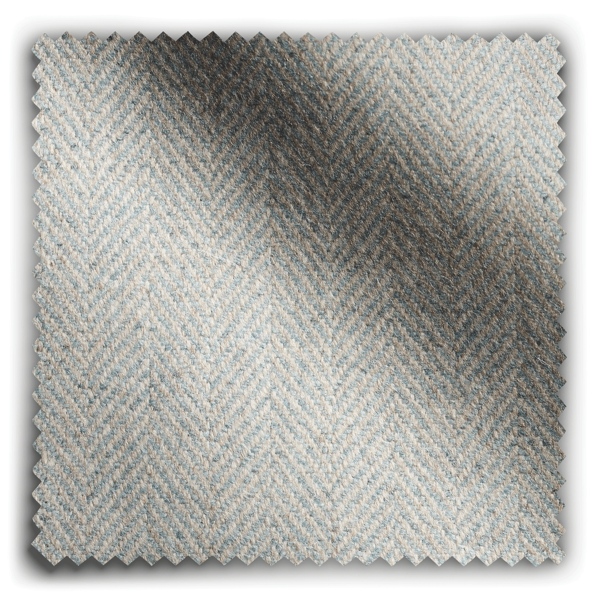 Image of Relaxed Herringbone Soft Celadon  fabric