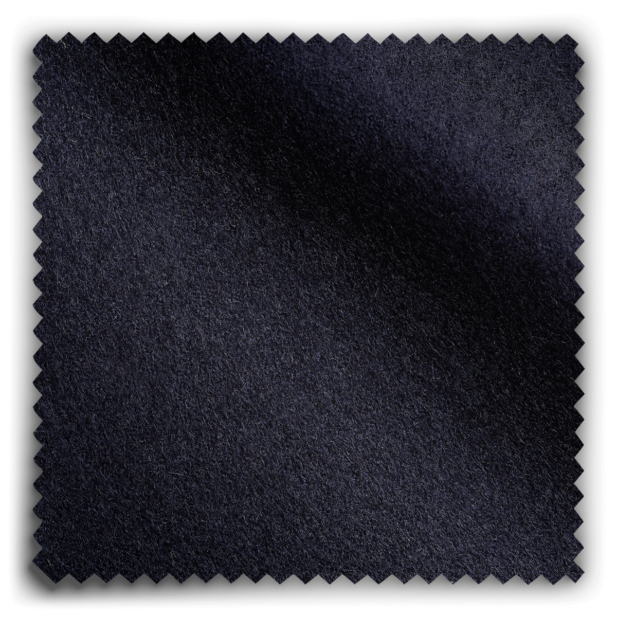 Image of Relaxed Wool Midnight Blue  fabric