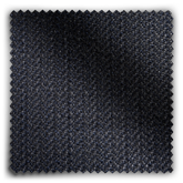 Image of City Herringbone Midnight Blue  fabric